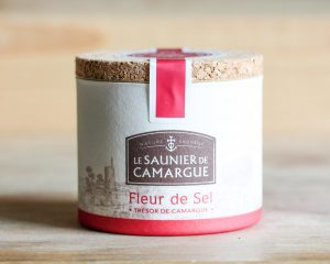Fleur de sel de camarque