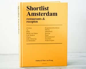 Kookboek: Shortlist Amsterdam