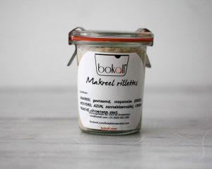Makreel rillette