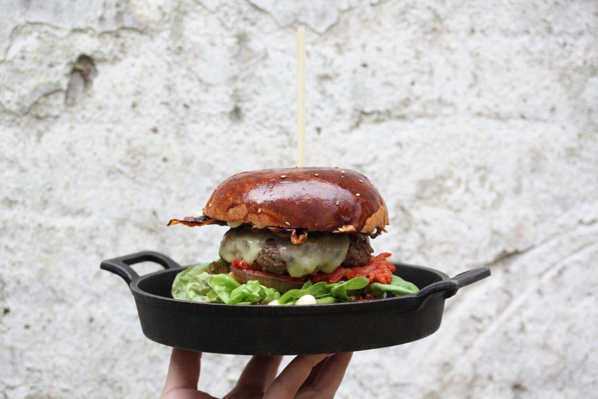 Recept beste hamburger