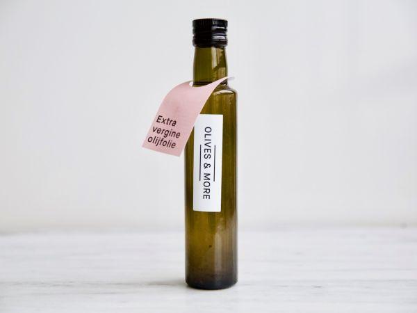 Olijfolie Arbequina Olives&More