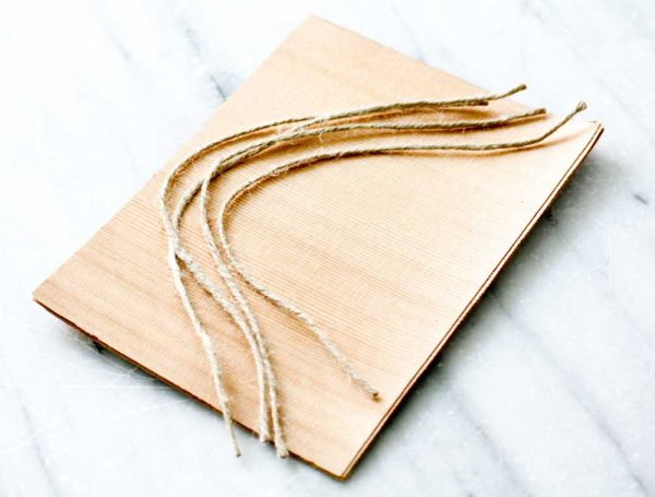 Cedar wraps