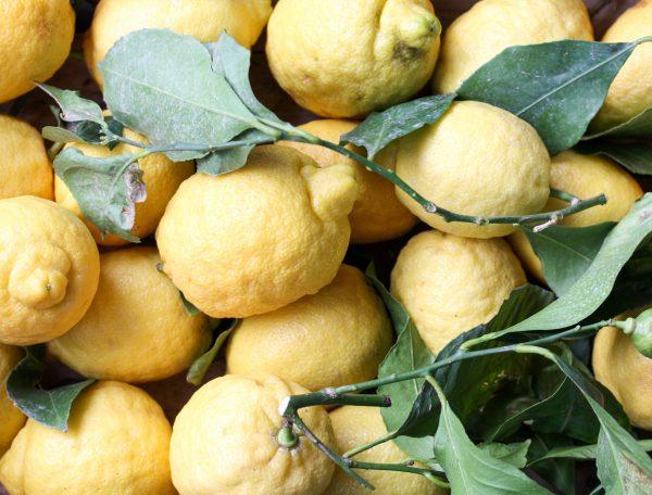 Italiaanse citroenen