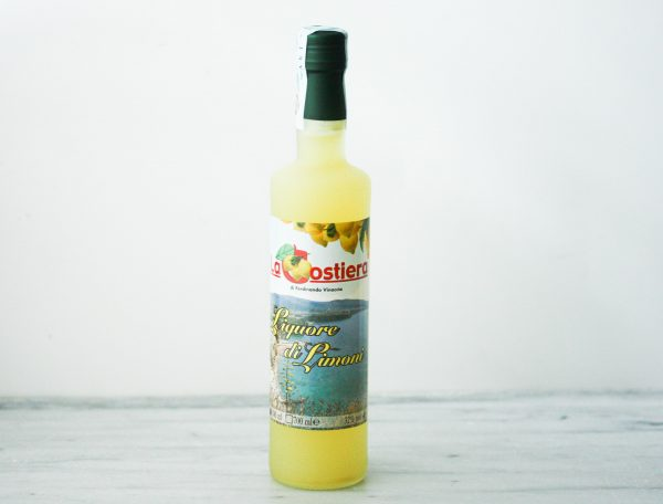 Liquore di Limone (Citroenlikeur)