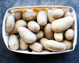 Zilte aardappel