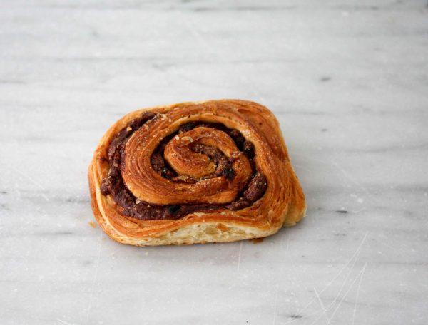 Veldkeuken cinnamon roll (ontdooid), 2 stuks