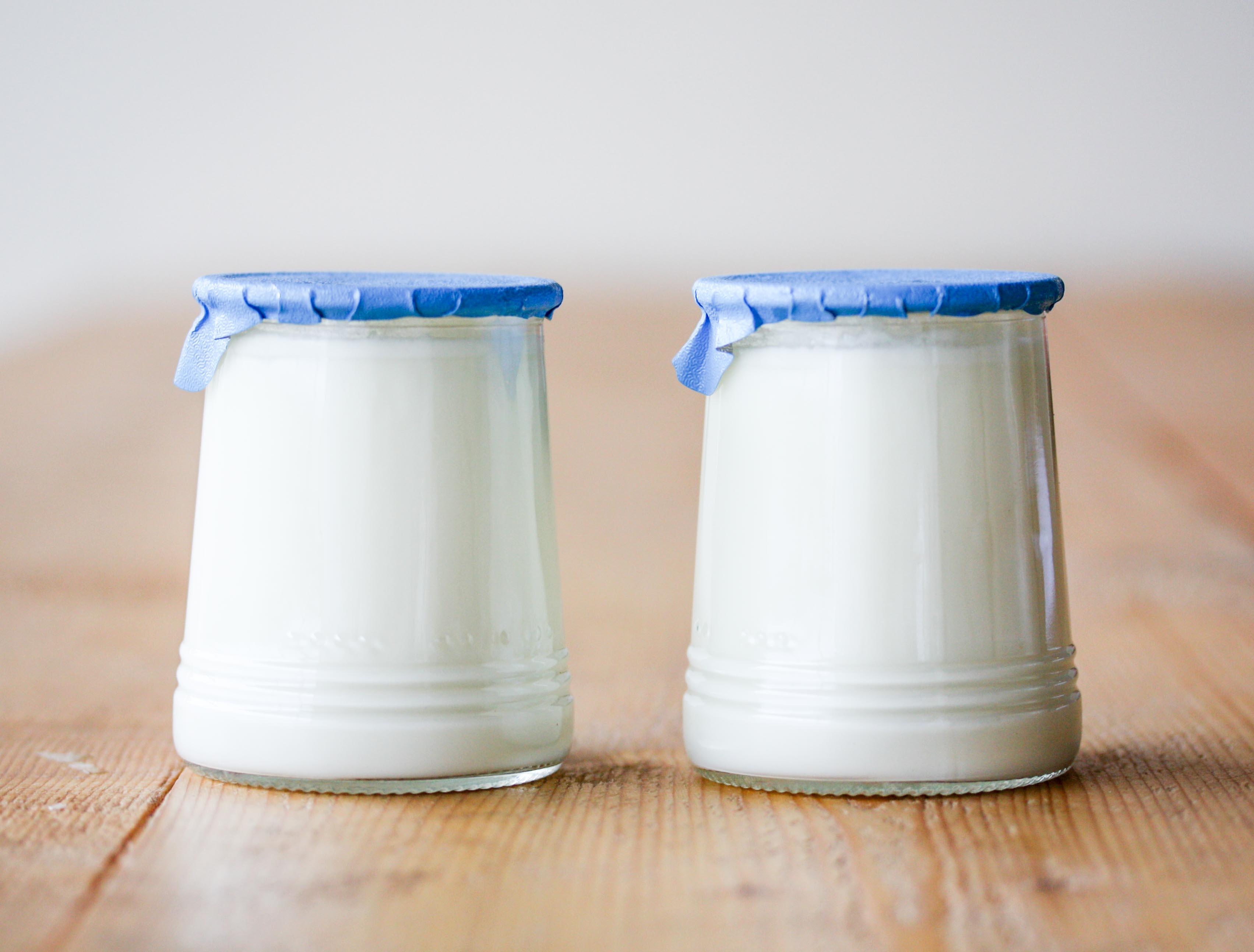 Franse yoghurt