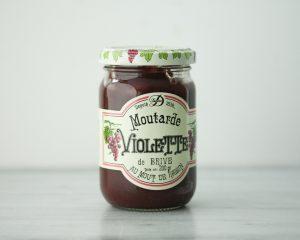 Violette mosterd