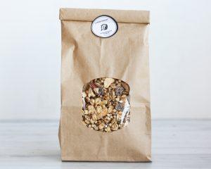 Appel-kaneel granola