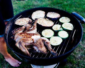 Barbecue-bundel