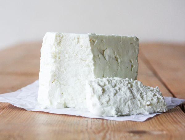 Hollandse schapenkaas (feta)