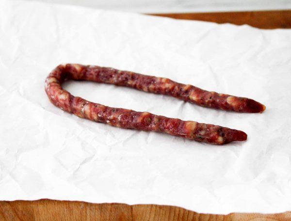 Saucisson roquefort