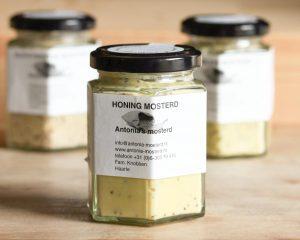Mosterd honing