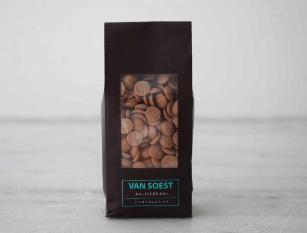 Chocolade drups melk van Soest