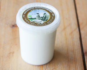 Schapenyoghurt