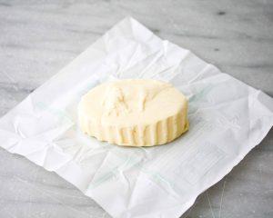 Beurre cru croquant